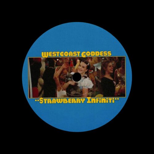 "Westcoast Goddess Strawberry Infiniti Let's Play House 12"" Vinyl"