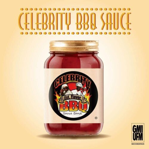 Celebrity BBQ Sauce Band Celebrity BBQ Sauce Mahogani Music 2x12 Vinyl