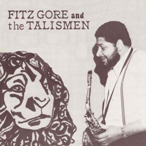 """Fitz Gore & The Talismen Fitz Gore & The Talismen Perfect Toy Records 7"""", LP, Reissue Vinyl"""