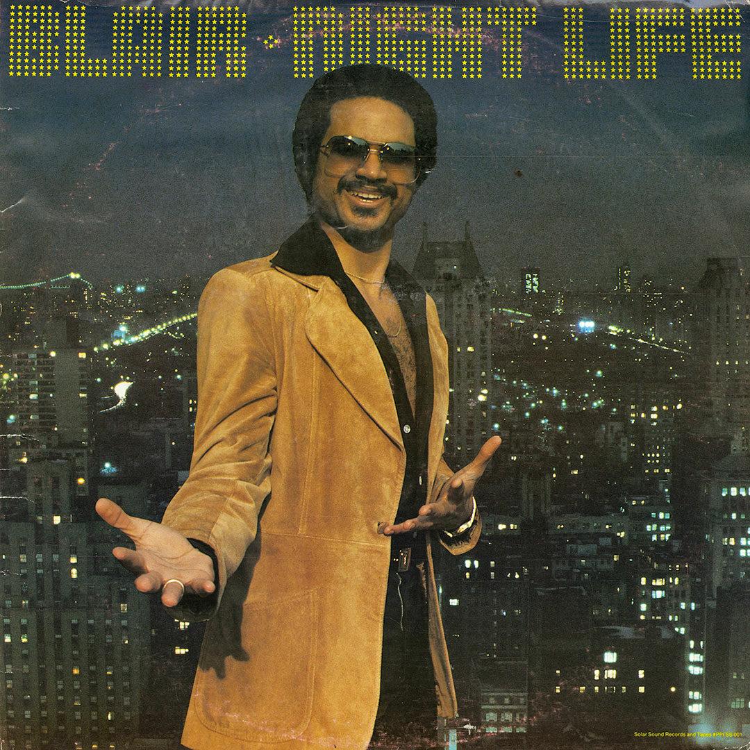 Blair Nightlife Solar Sound Records & Tapes LP, Original Vinyl
