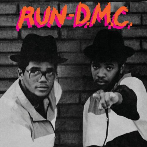 Run-DMC Run-DMC Get On Down LP, Reissue Vinyl