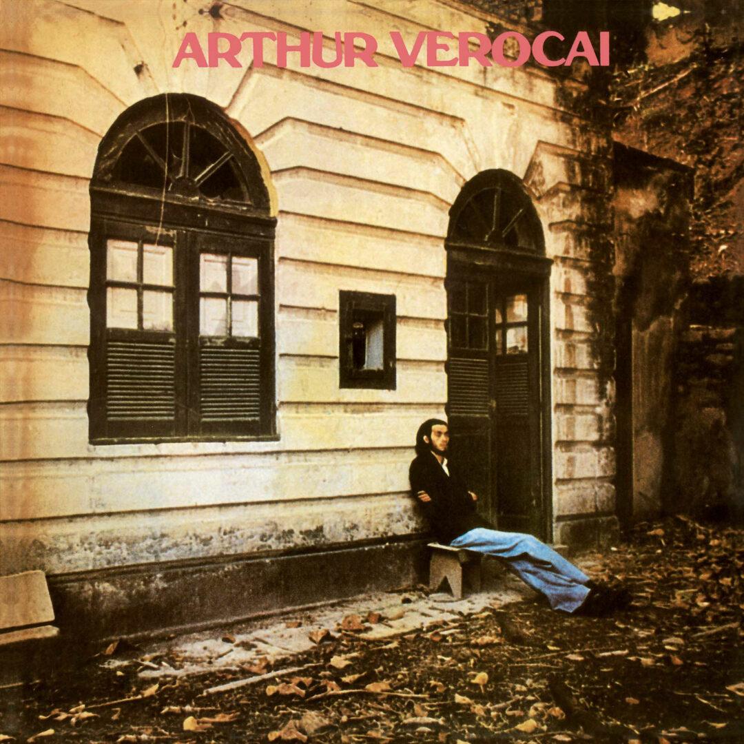 Arthur Verocai Arthur Verocai Polysom LP, Reissue Vinyl