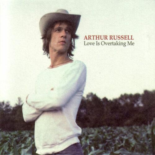 Arthur Russell Love Is Overtaking Me Audika Compilation, LP, Reissue Vinyl