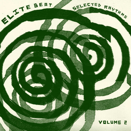 Elite Beat Selected Rhythms, Vol. 2 Research Records Compilation, LP Vinyl