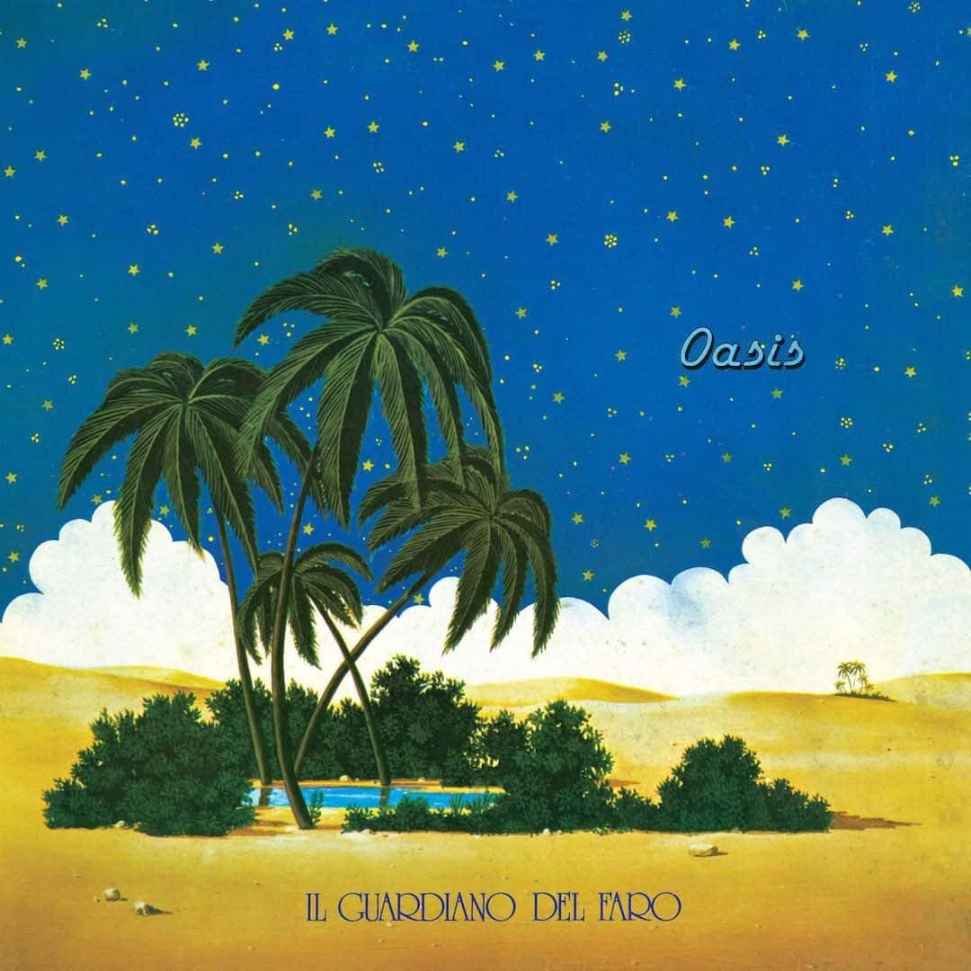 Il Guardiano Del Faro Oasis Time Capsule LP, Reissue Vinyl