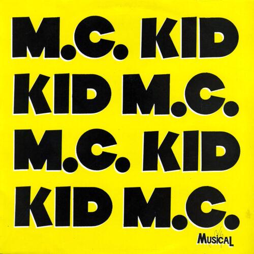 MC Kid MC Kid Musical Discos LP Vinyl