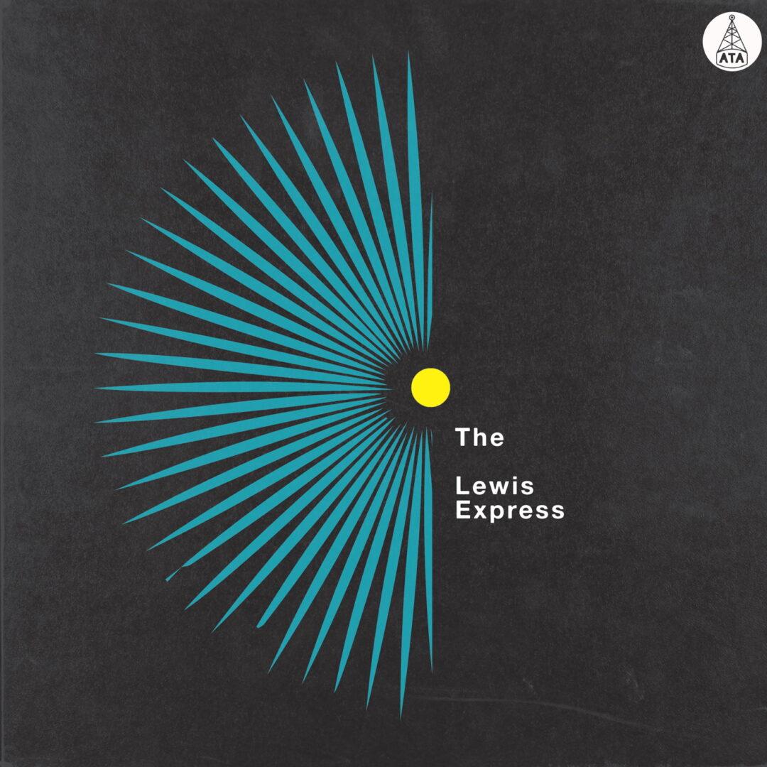 The Lewis Express The Lewis Express ATA Records LP Vinyl