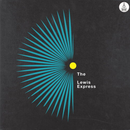 The Lewis Express The Lewis Express ATA Records LP Vinyl