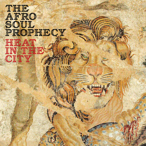 The Afro Soul Prophecy Heat In The City Schema SCEB Series LP Vinyl