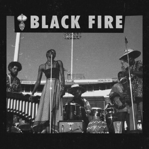 Various Soul Love Now: The Black Fire Records Story Black Fire, Strut 2xLP, Compilation Vinyl