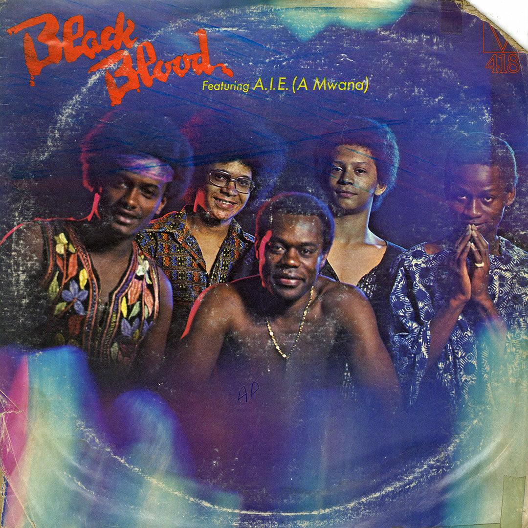 Black Blood Black Blood Mainstream Records LP, Promo Vinyl