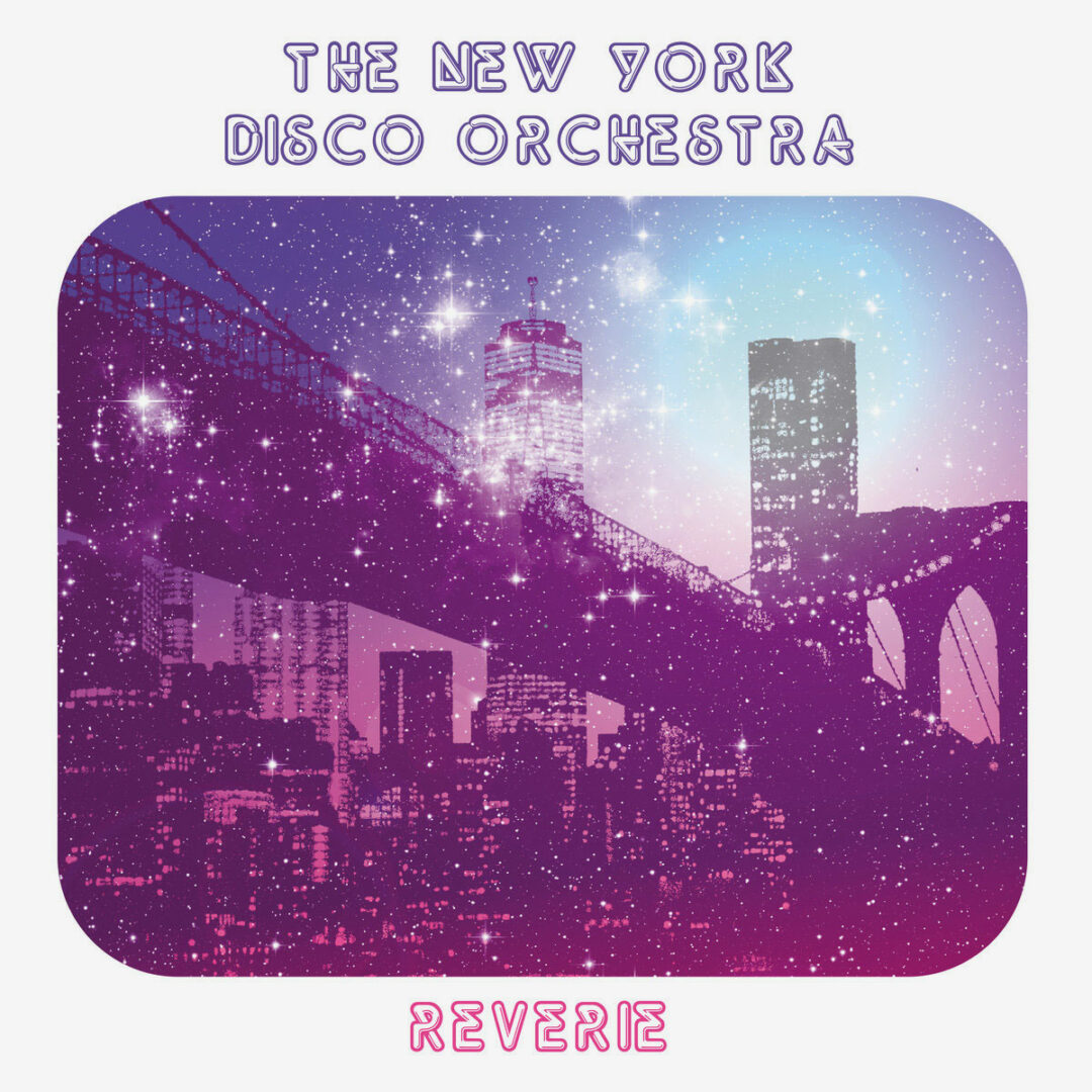 New York Disco Orchestra Reverie Espacial Discos LP, Reissue Vinyl