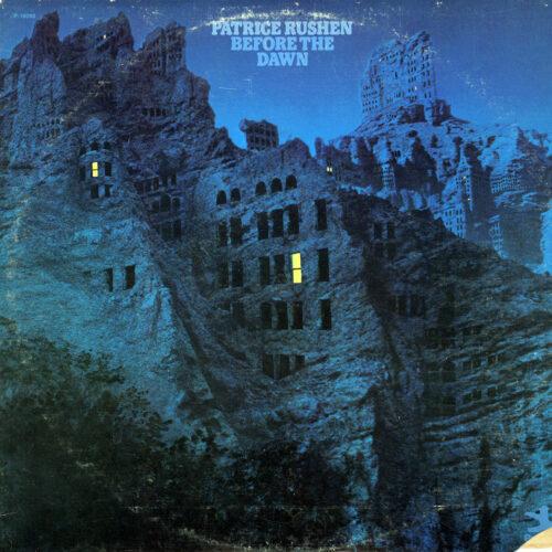 Patrice Rushen Before The Dawn Prestige LP Vinyl