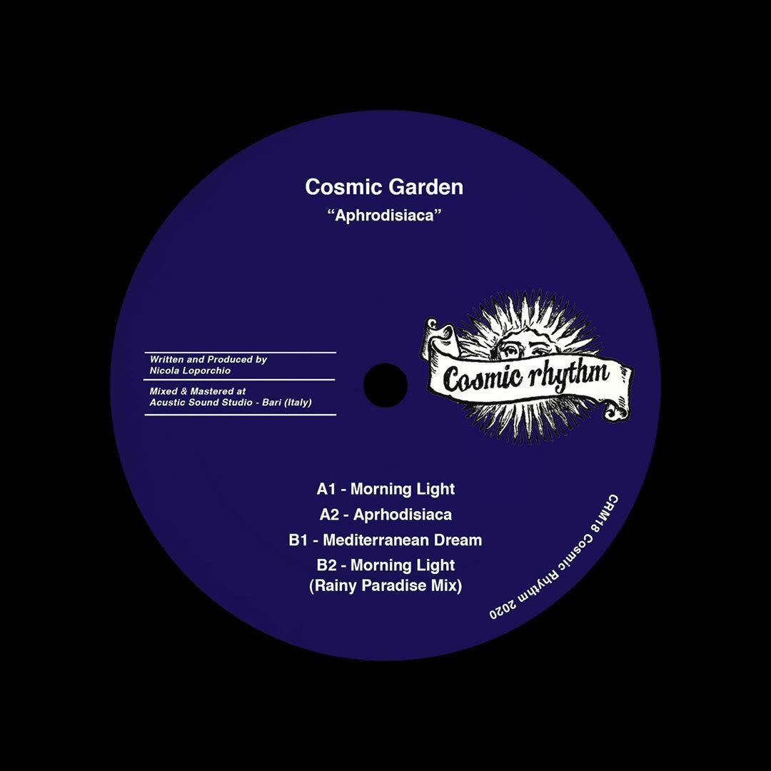 """Cosmic Garden Aphrodisiaca Cosmic Rhythm 12"""" Vinyl"""