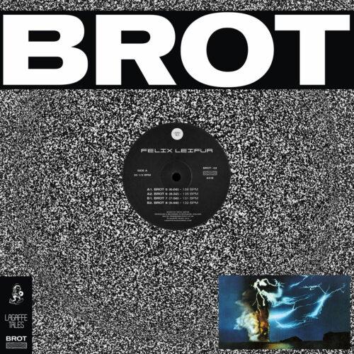 "Felix Leifur BROT 06 Lagaffe Tales 12"" Vinyl"