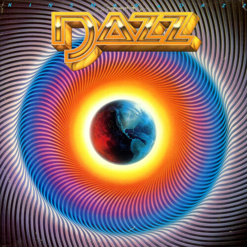 Kinsman Dazz Dazz 20th Century Fox Records LP Vinyl
