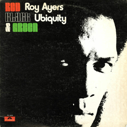 Roy Ayers Red Black & Green Polydor LP Vinyl
