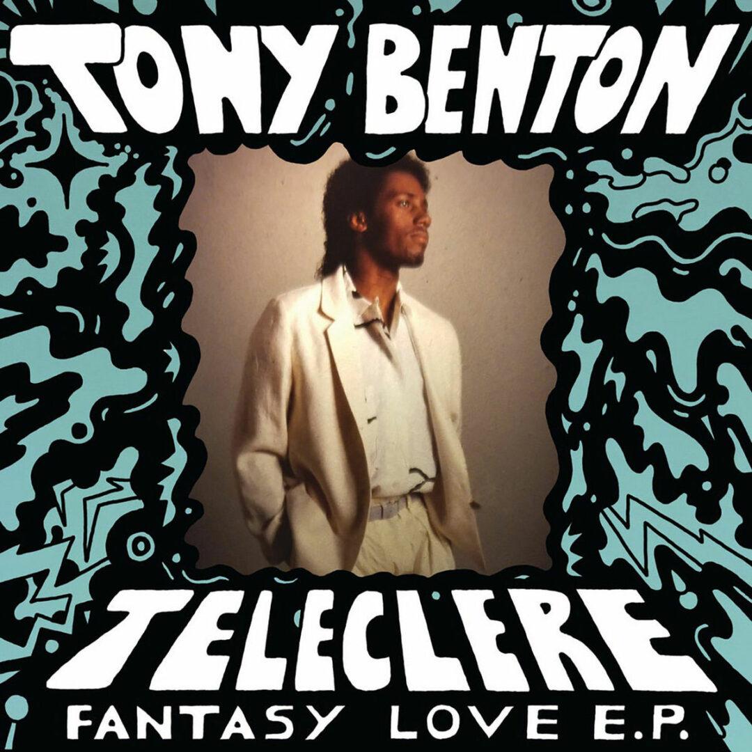 "Teleclere, Tony Benton Fantasy Love EP Fantasy Love Records 12"", Reissue Vinyl"