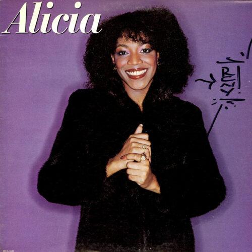 Alicia Myers Alicia MCA Records LP Vinyl
