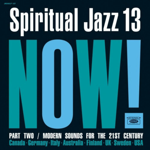 Various Spiritual Jazz 13: Now! (Part Two) Jazzman 2xLP, Compilation Vinyl