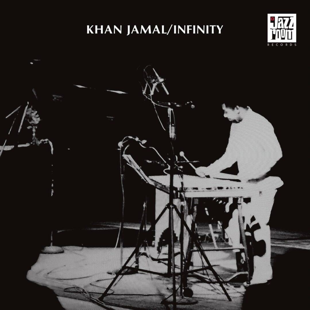 Khan Jamal Infinity Jazz Room Records LP, Reissue Vinyl