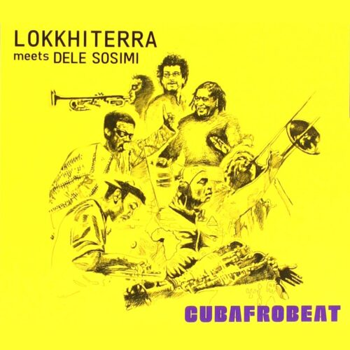 Dele Sosimi, Lokkhi Terra Cubafrobeat Funkiwala Records LP, Repress Vinyl