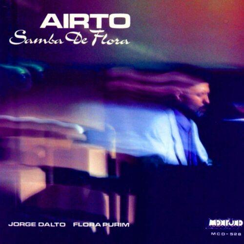 Airto Samba De Flora Soul Jazz Records LP, Reissue Vinyl