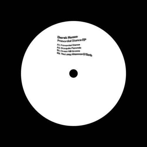 "Derek Russo Primordial Stance EP Broad Channel 12"" Vinyl"