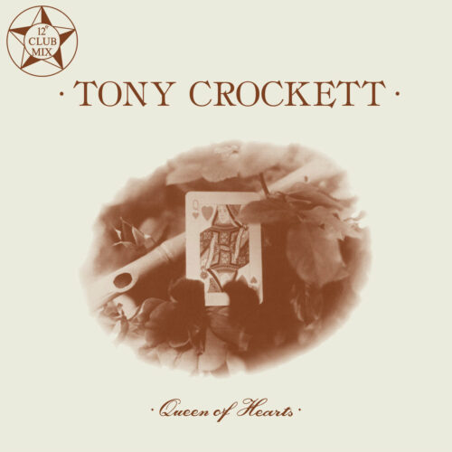 "Tony Crockett Queen Of Hearts / Plane Jane Diggers Dozen 12"", Reissue Vinyl"