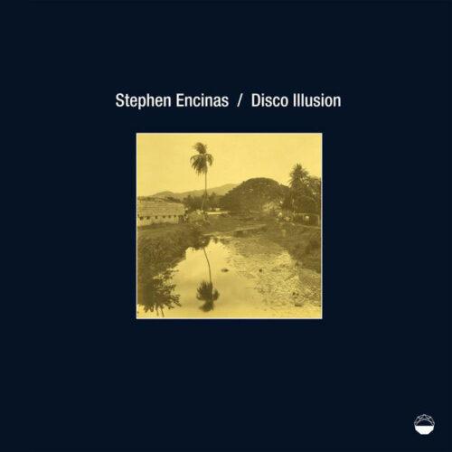 """Stephen Encinas Disco Illusion Invisible City Editions 12"""", Reissue Vinyl"""