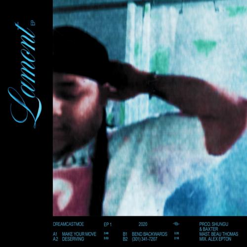 "Dreamcastmoe Lamont EP In Real Life Music 12"" Vinyl"