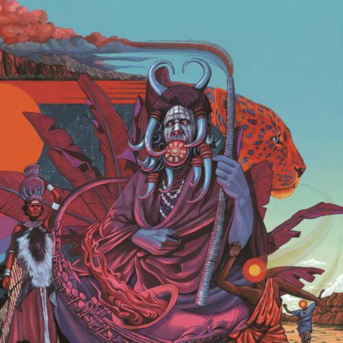 Idris Ackamoor, The Pyramids Shaman Strut 2xLP Vinyl