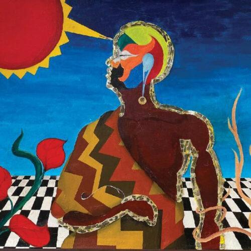 Wayne Davis Wayne Davis Black Fire, Strut LP, Reissue Vinyl