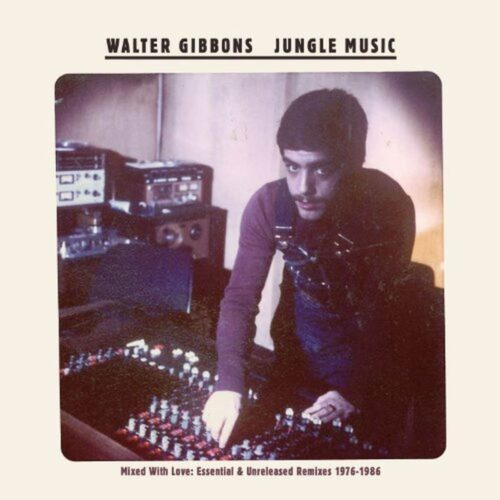 Walter Gibbons Jungle Music Strut 2xLP, Compilation, Reissue Vinyl
