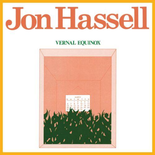 Jon Hassell Vernal Equinox Ndeya LP, Reissue Vinyl