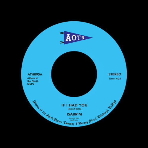 "Isabr'm If I Had You / Nothing At All Athens Of The North 7"", Reissue Vinyl"