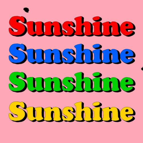 """King Pari Sunshine King Pari 12"""" Vinyl"""