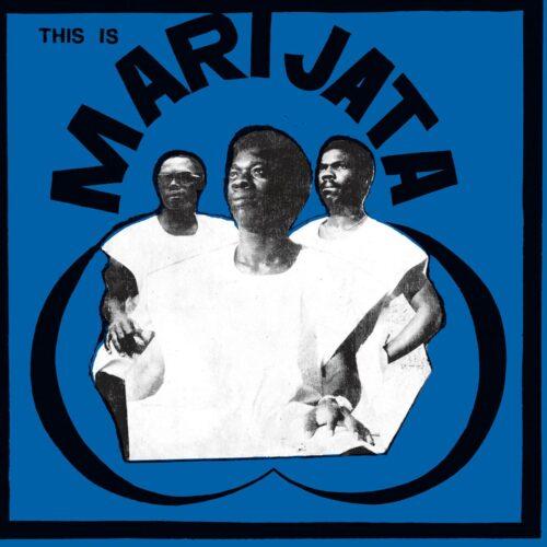 Marijata This Is Marijata Mr Bongo LP, Reissue Vinyl