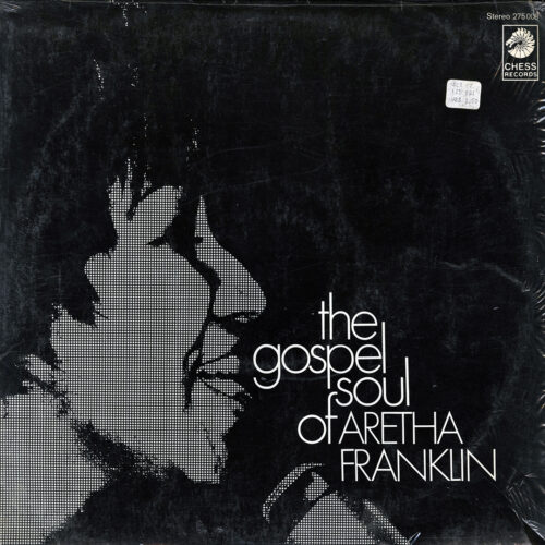 Aretha Franklin The Gospel Soul Of Chess LP Vinyl