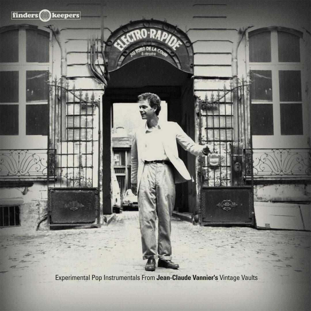 Jean-Claude Vannier Electro-Rapide Finders Keepers Records Compilation, LP Vinyl