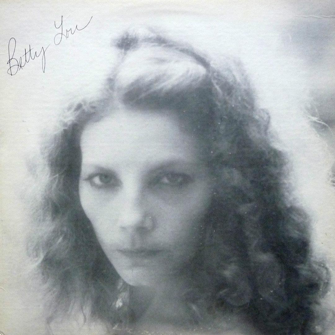 Betty Lou Landreth Betty Lou Backatcha Records LP, Reissue Vinyl