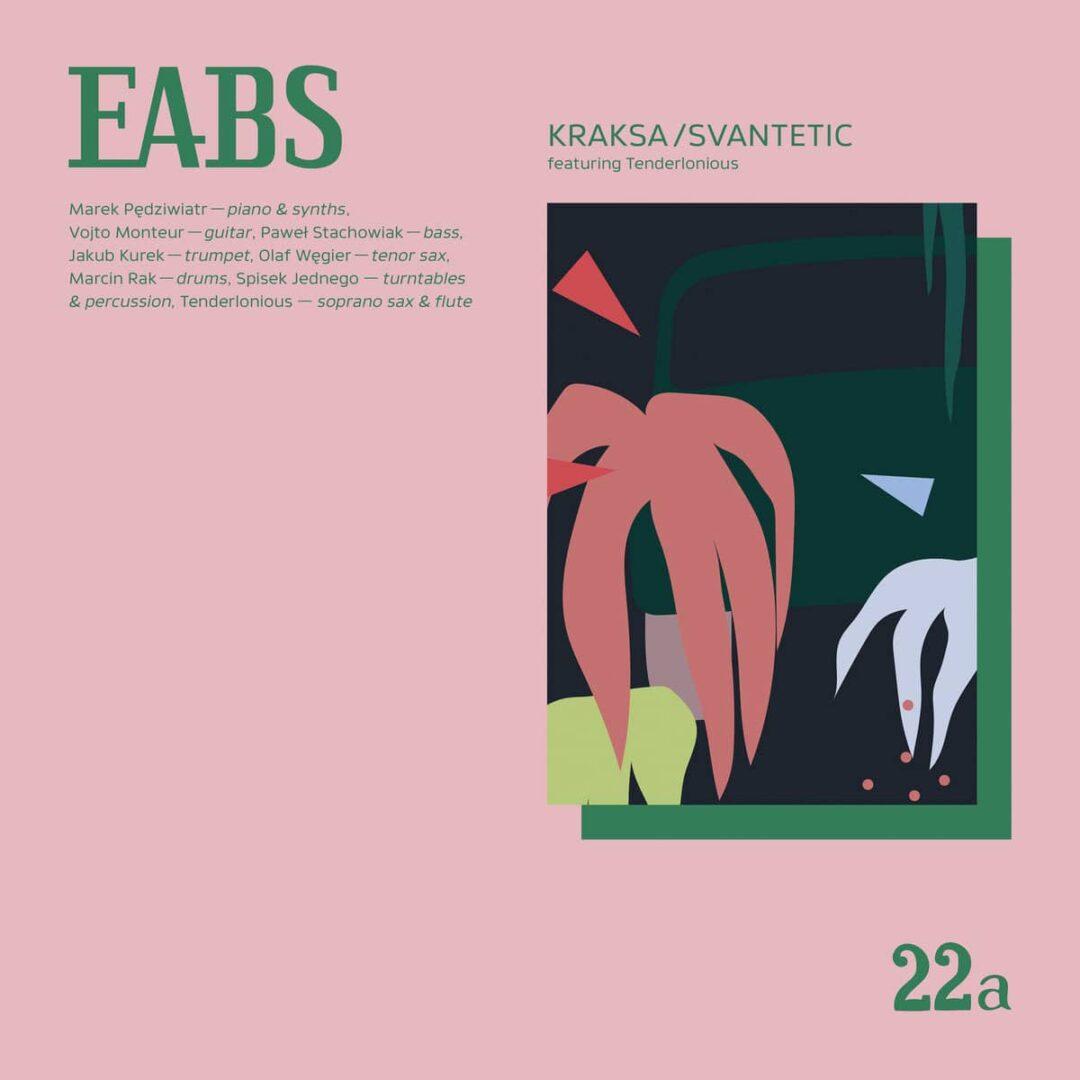 """Eabs, Tenderlonious Kraksa / Svantetic 22a 12"""" Vinyl"""