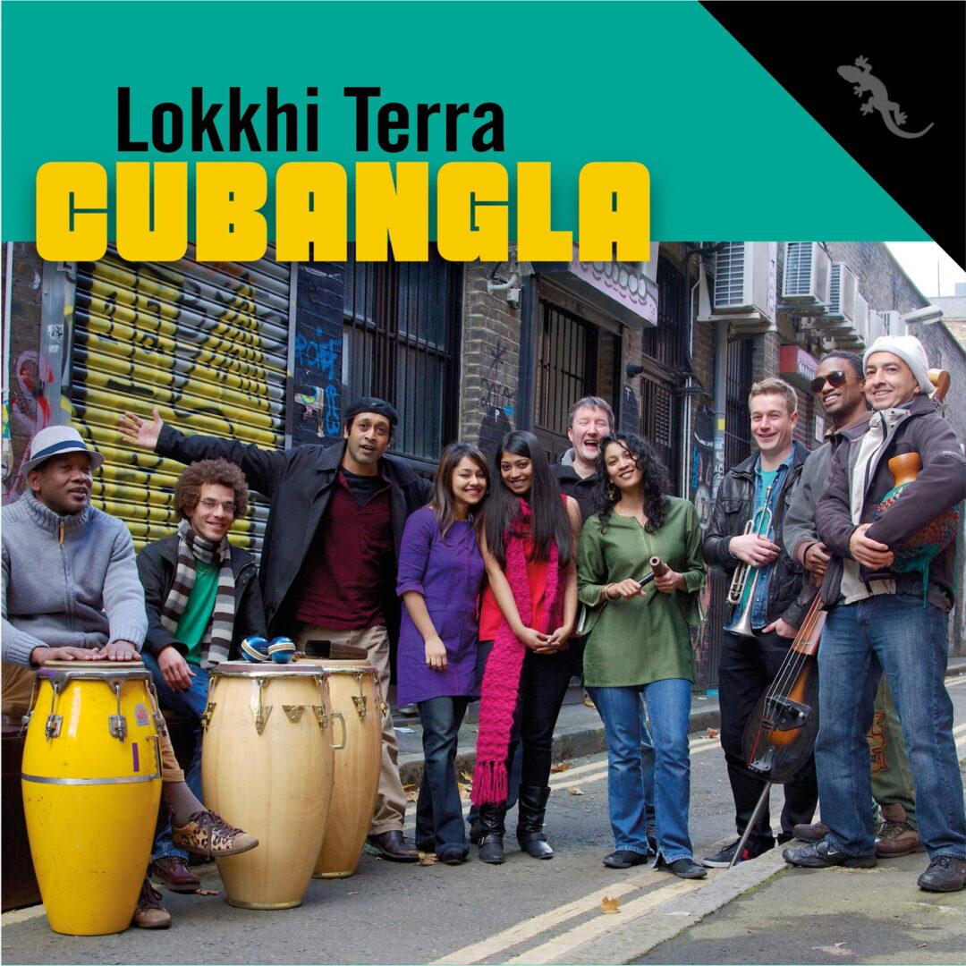 Lokkhi Terra Cubangla Funkiwala LP Vinyl