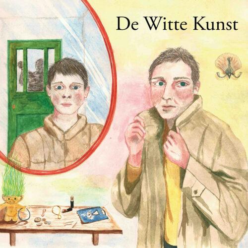 "De Witte Kunst De Witte Kunst Magnetron Music 12"" Vinyl"