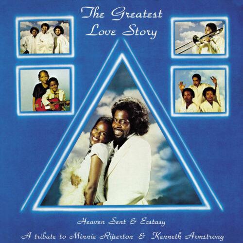 Heaven Sent & Ecstasy The Greatest Love Story P-Vine Records LP, Reissue Vinyl