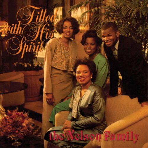 The Nelson Family Filled With His Spirit Rain & Shine LP, Reissue Vinyl