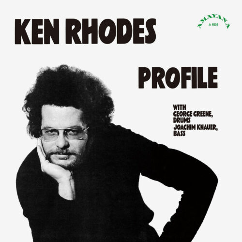 Ken Rhodes Profile Sconsolato LP, Reissue Vinyl