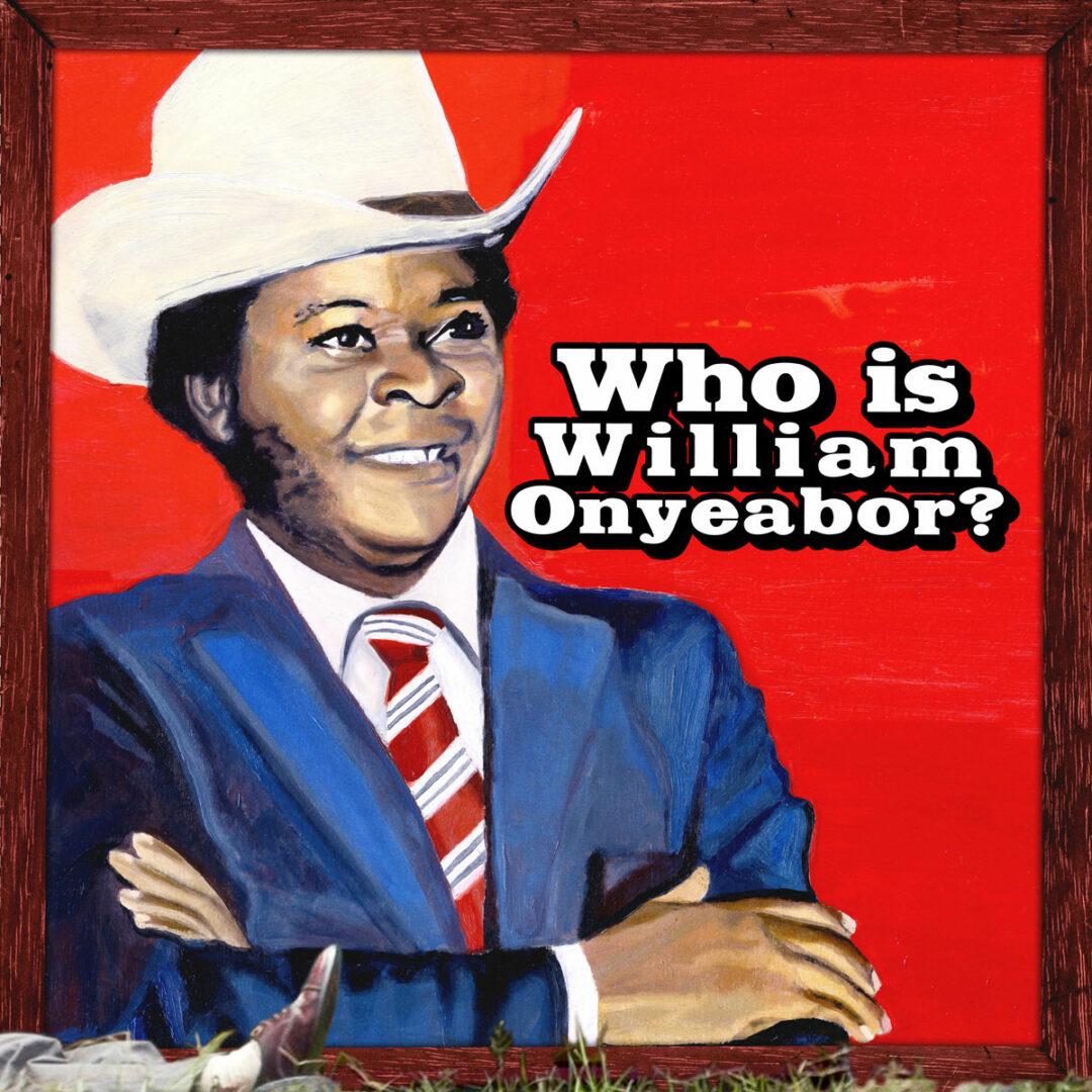 William Onyeabor Who Is William Onyeabor? Luaka Bop 3xLP, Compilation Vinyl