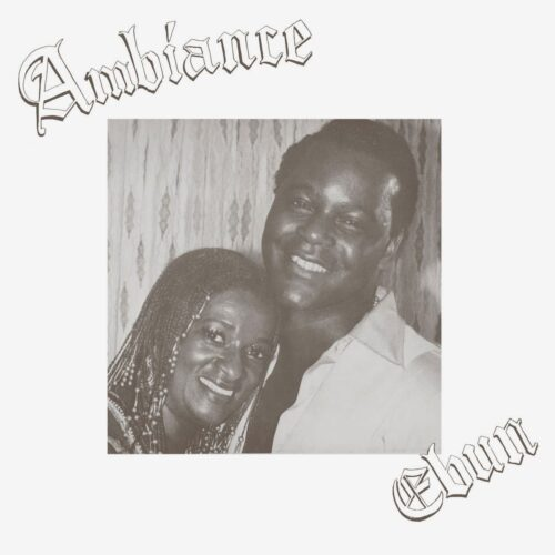 Ambiance Ebun High Jazz Records LP, Reissue Vinyl