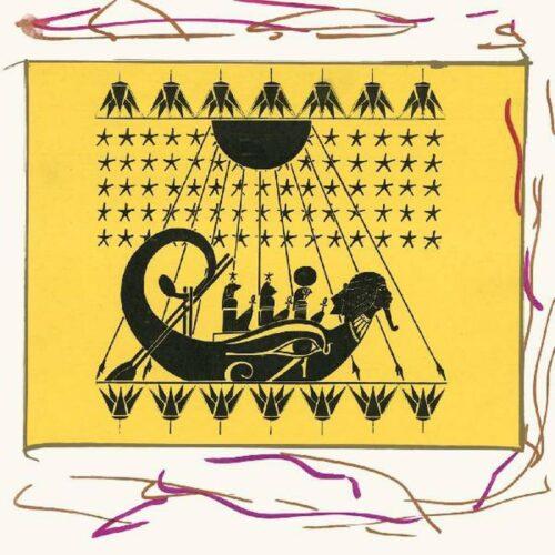 Sun Ra Horizon Strut LP, Reissue Vinyl